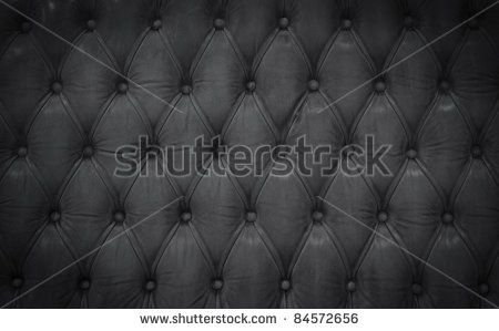 dark leather texture background - stock photo