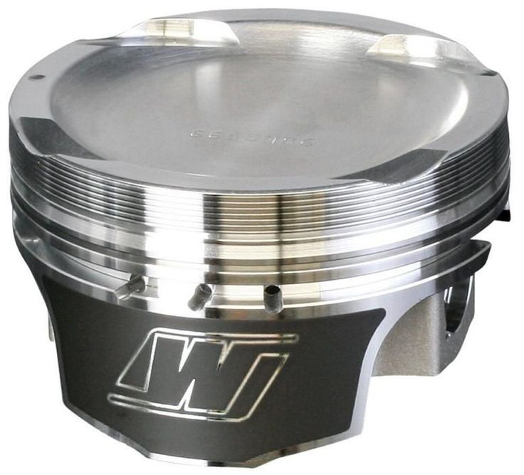 Wiseco 1997-2005 Audi A4 & Quattro/ 2000-2006 Audi TT Quattro For Stroker 92.80mm Crank 81.0mm Bore 8.5CR Pro Tru Pistons (2000 and up use 19mm Pins)