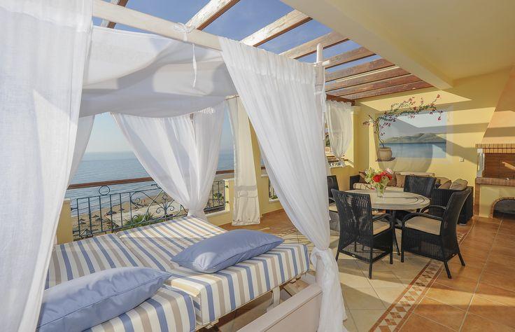 #Relaxation #DelfinoBlu #Romance #HoneymoonSuite #Corfu #Greece