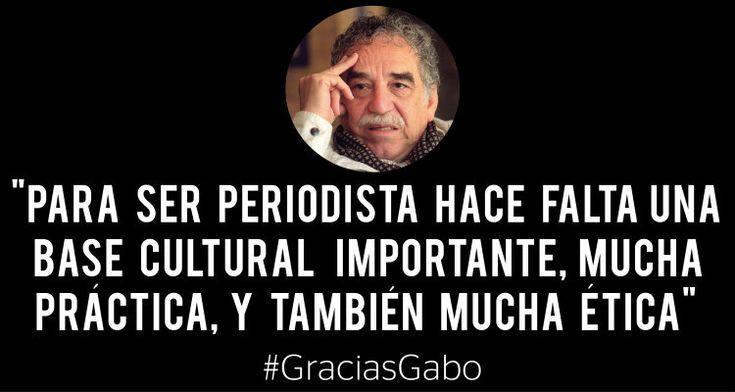 10 imágenes interactivas sobre Gabo | Clases de Periodismo