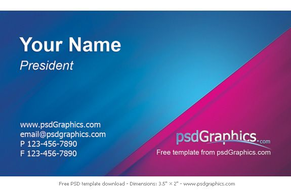 Another amazing free printable business cards templates available - free sample business cards templates