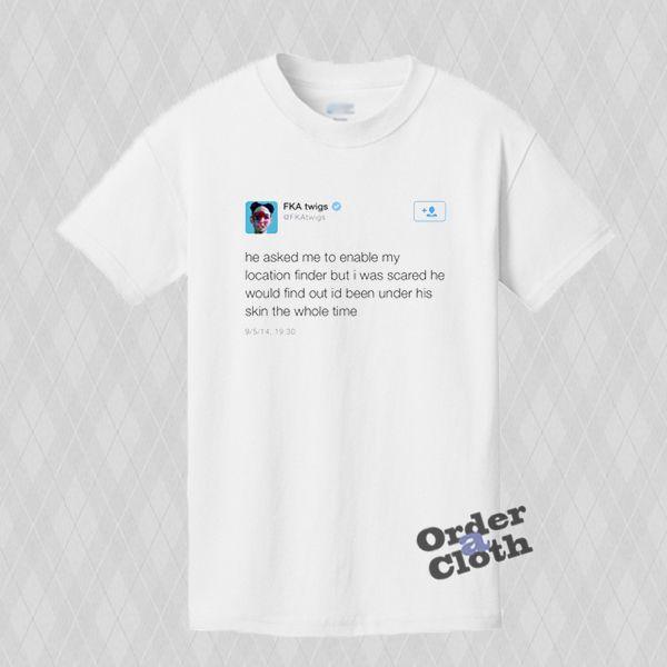 FKA twigs tweet Shirt