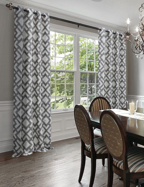 Save 40% on all curtains with the coupon code SPRING2016!