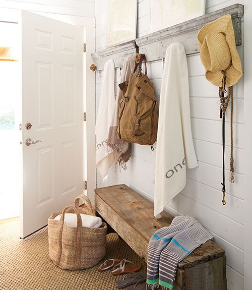 Mudroom - Country Living