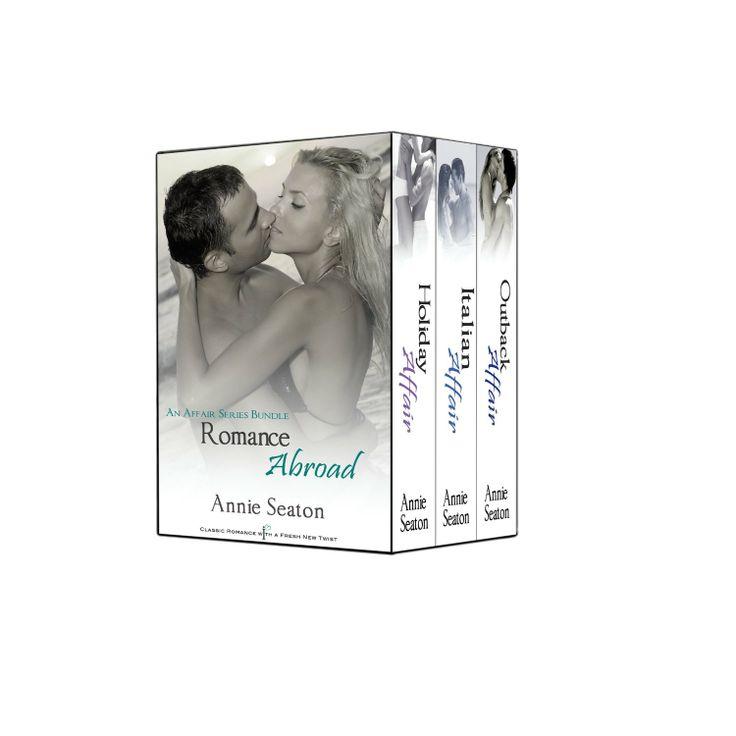 The Romance Abroad Bundle (Entangled Indulgence) eBook: Annie Seaton: Amazon.com.au: Kindle Store
