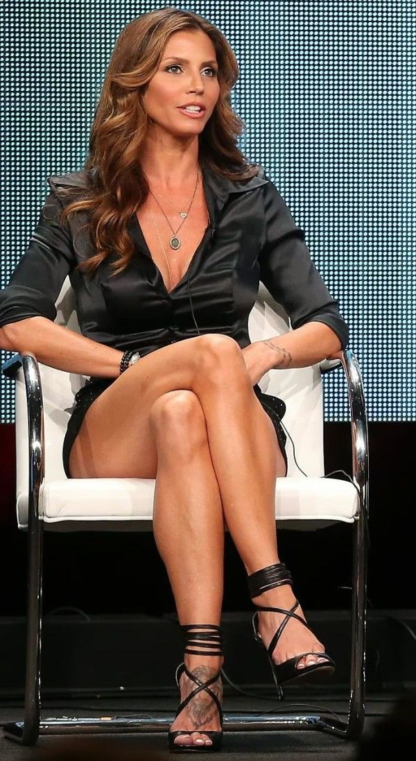 charisma carpenter naked legs