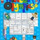 Winter Olympics  Sochi 2014  Winter Olympics Classroom Activities  included in this unit...  Name the olympic sport cut and paste  Olympic journal ...