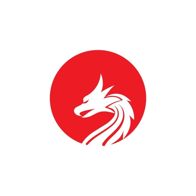 Dragon Vector Icon Illustration Dragon Icons Dragon Vector Png And Vector With Transparent Background For Free Download Gambar
