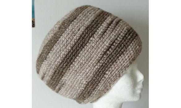 Bonnet rasta laine-Taille M/L