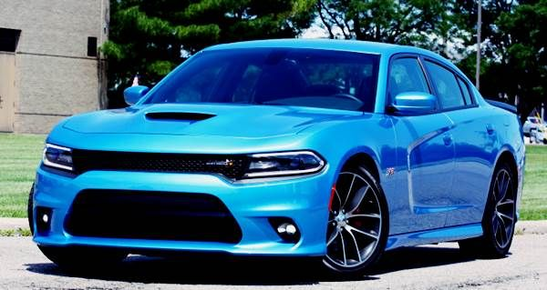 2017 Dodge Charger RT Scat Pack - Introduced for the 1966 design year, the Dodge…