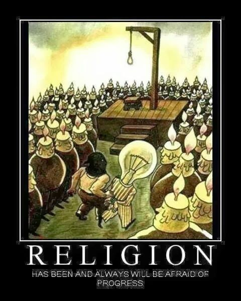 Funny Meme Religion : Funny yet true religion cartoon humorous way to make a