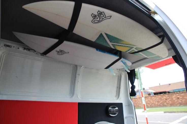 Internal Roof Van Straps Van Straps Store Boards