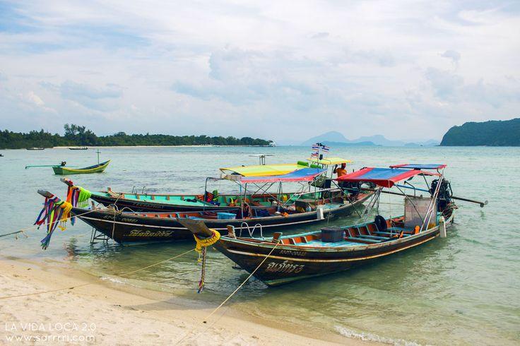 Matkapäiväkirja: Viimeiset päivät Koh Samuilla