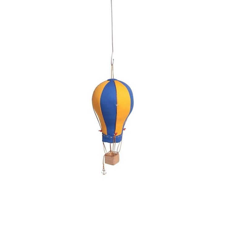 Hot Air Balloon Hanging Decoration (Small)