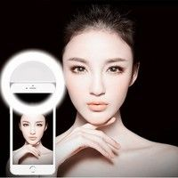 Features: 3 light brightness setting, allow you to take selfies anywhere, dark night clubs, parties,