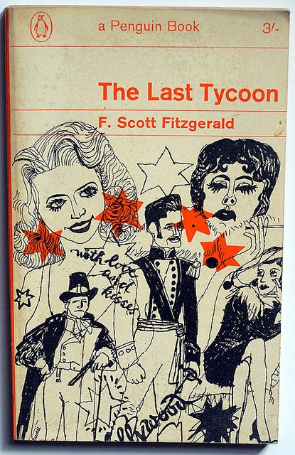 a literary analogy of f scott fitzgerald Introduction to the short stories of f  uncollected stories of f scott fitzgerald,  not only a fragmented picture of fitzgerald's literary output but.