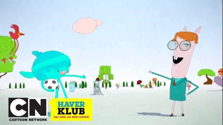 Aki ver az nem haver - Bántalmazó | A Cartoon Network bántalmazásellenes...