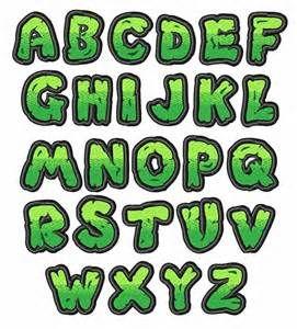 Teenage Mutant Ninja Turtle clip art alphabet - - Yahoo Image Search Results