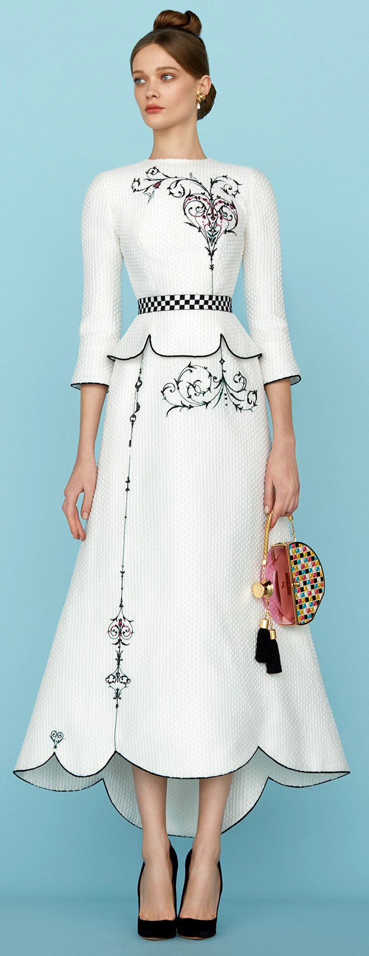 Ulyana Sergeenko Spring 2015 Couture - Collection - Gallery -     www.Style.com