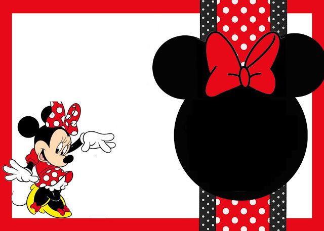 233 best images about Minnie Mouse printable on Pinterest ...