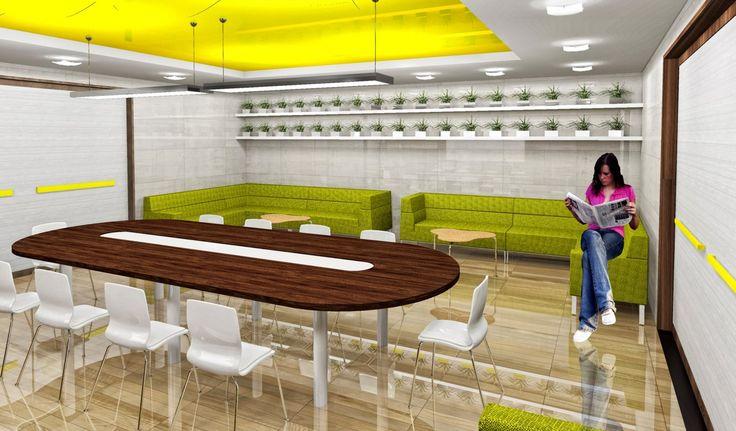 sala de reunión (meeting room)