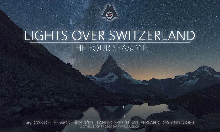 VIDEO Epic four seasons #timelapse made in #Switzerland by day and night  https://buff.ly/2FctkO6?utm_content=buffer328cf&utm_medium=social&utm_source=pinterest.com&utm_campaign=buffer