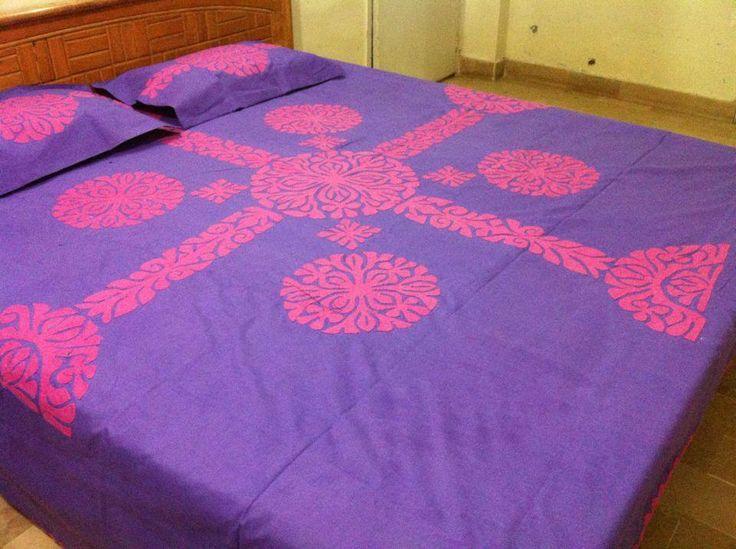 115 Best Images About Applique Bedspreads On Pinterest