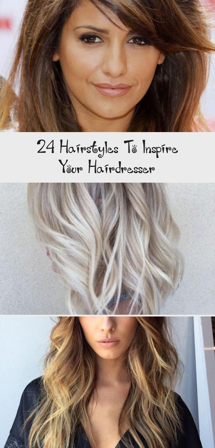 24 hairstyles to inspire your hairdresser ...