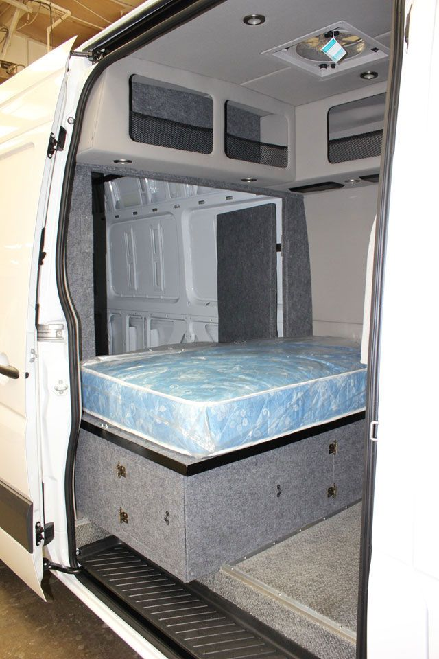 Sprinter Van Expediter Sprinter Pinterest Sprinter