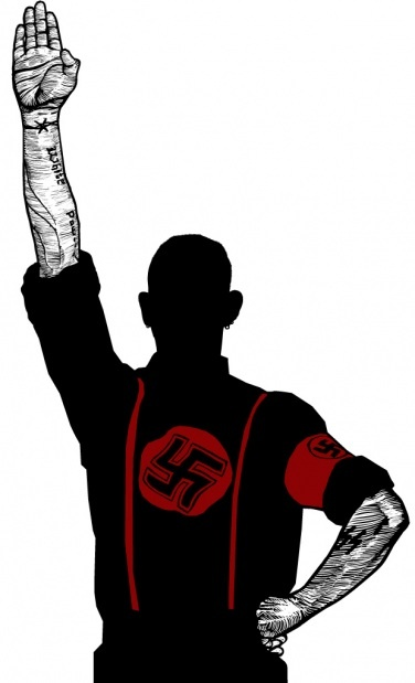 Peter Goodspeed: Flirting with fascism, why Europe can't shake its weakness forNazism    The Greek electorate gave 7% of their votes to the neo-Nazi, anti-immigrant Golden Dawn party.
