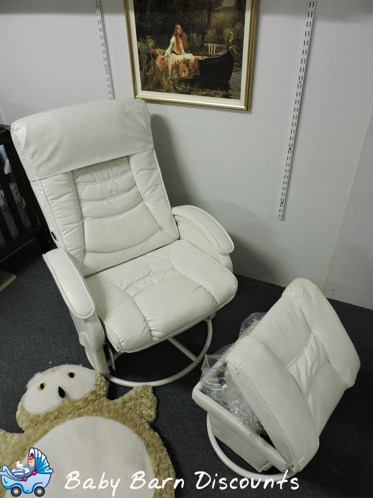 Valco Serene Glider is a wonderful nursing chair designed for you and your baby's ultimate comfort.