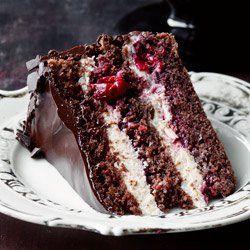 Tort chałwowy | Kwestia Smaku