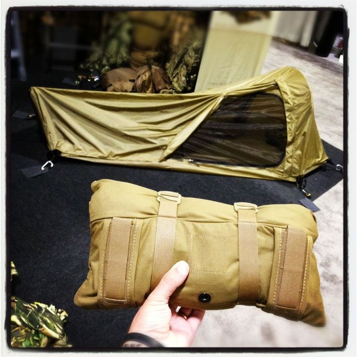 MMI Raider Tent - The one man coveted side entry Raider tent is only 2 pounds set up with the included MMI polymer tent stakes and two DAK Featherweight aluminum poles. Thats for a double wall tent with 88″ of internal length. The low profile tent needs t