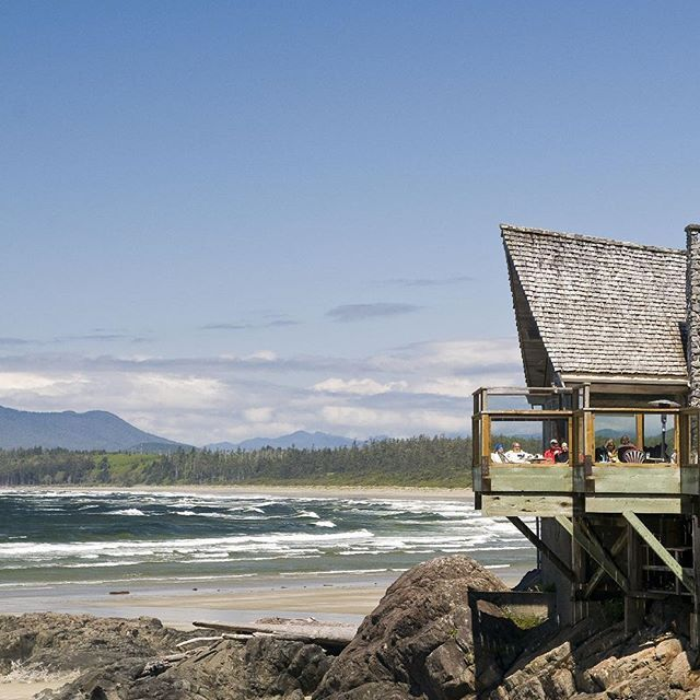 Contest Checkpoint: One of the many, iconic stops along Canada's Surf Highway…
