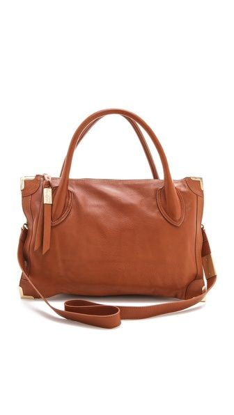 frame satchel / foley + corinna