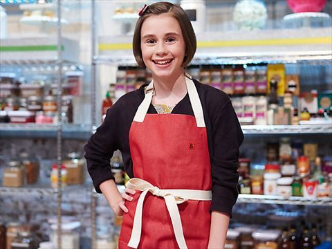 Kids Baking Casting: Hollis Johnson Video : Food Network - FoodNetwork.com