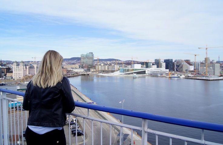 Weekend trip to Oslo, DFDS, Cruise, Ship, Copenhagen, Oslo, Weekend trip, Opera House