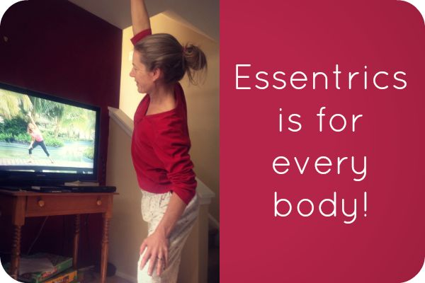 Essentrics - An exercise you can do comfortably at home in your pajamas without spending a penny!