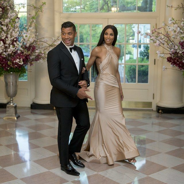 7 Things That Probably Happened on Russell Wilson and Ciara's Wedding Night | GQ