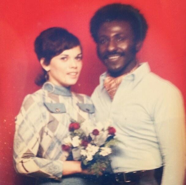 Shemar Moore His parents Sherrod & Marilyn