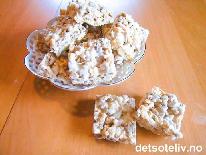 Rice Krispie Treats | Det søte liv
