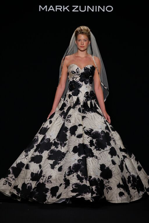 Nice Celebrate Individuality with Mark Zunino for Kleinfeld
