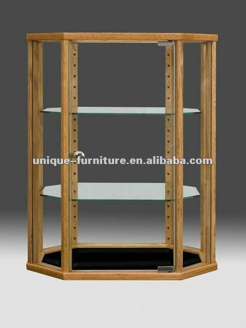 15 best images about display cases on pinterest shot glasses curved glass and display case. Black Bedroom Furniture Sets. Home Design Ideas