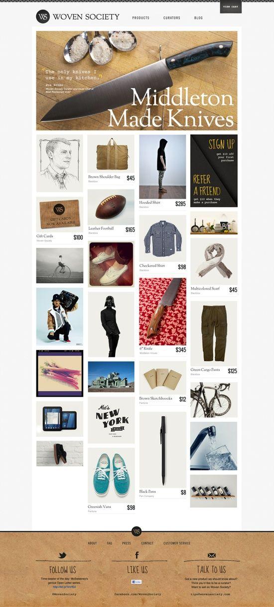 #Webdesign Preciosa tienda online.