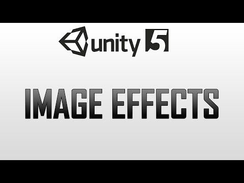 Using Image Effects in Unity 5 - YouTube