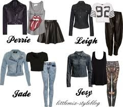 Little Mix Fashion Tumblr Little Mix Style Pinterest