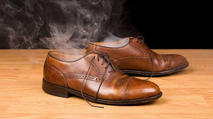 Hogyan kell cipőt szagtalanítani?