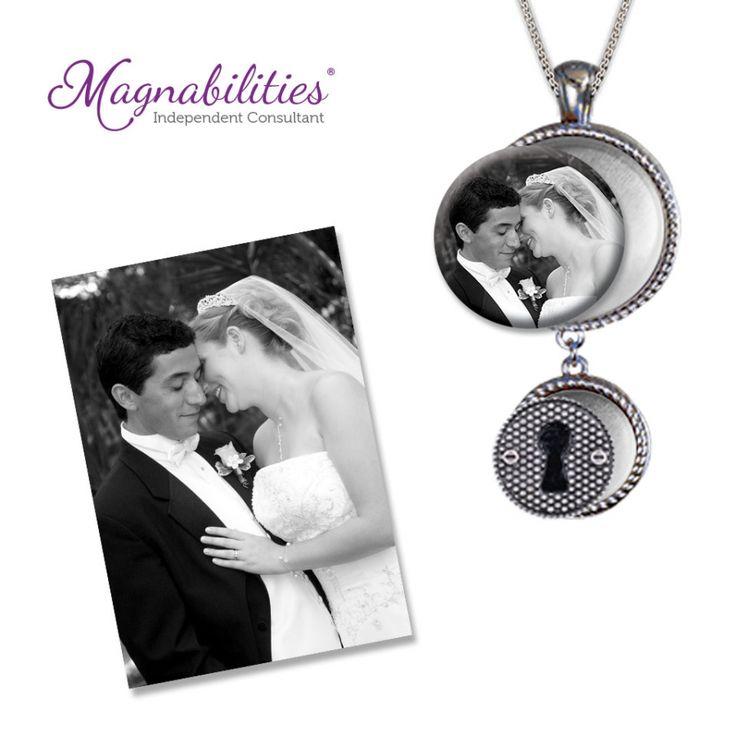 Precious Memories to Beautiful Jewelry www.denise.magnabilities.com