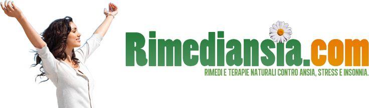 Solo per te, che segui i nostri blog, in omaggio la guida gratuita Rimedi naturali contro l'Ansia e lo stress   Scaricala subito cliccando qua http://www.rimediansia.com/