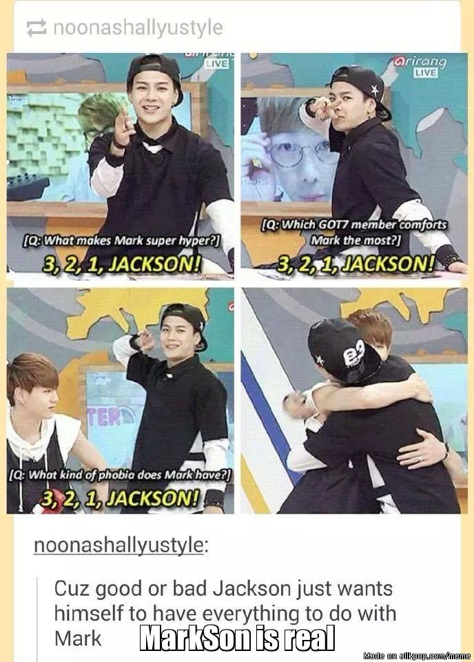 "I ship Markson so hard. But what really made me laugh in this asc episode was "" you're crushing his body"""